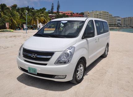 Tropical Tropicana St Martin St Maarten Car Rental
